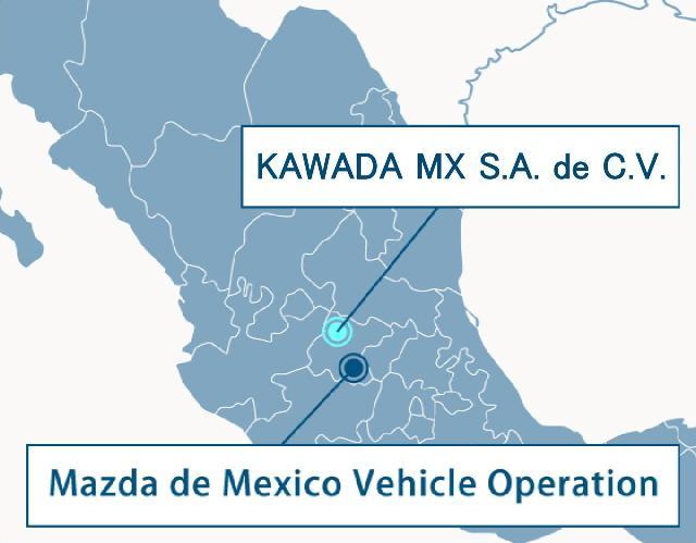 Mexico factory